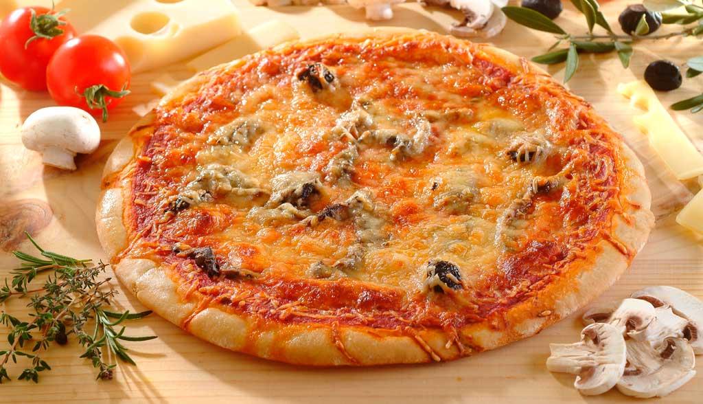 Pizza royale La Borie Bio horizontale